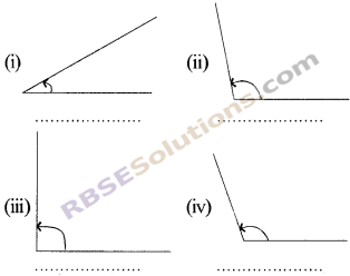 RBSE Solutions for Class 5 Maths Chapter 16 Geometry Ex 16.1 image 1
