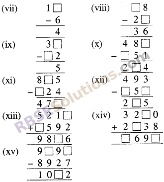 RBSE Solutions for Class 5 Maths Chapter 17 मन गणित Ex 17.1 image 3