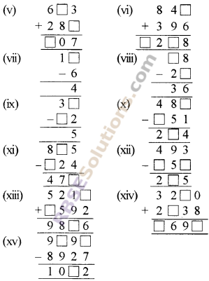 RBSE Solutions for Class 5 Maths Chapter 17 Mental MathematicsEx 17.1 image 3