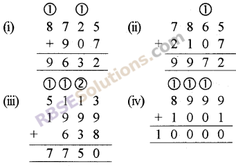 RBSE Solutions for Class 5 Maths Chapter 2 Addition and Subtraction Ex 2.1 image 3
