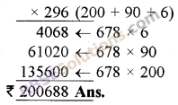 RBSE Solutions for Class 5 Maths Chapter 3 Multiplication and Division Ex 3.1 image 12