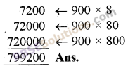 RBSE Solutions for Class 5 Maths Chapter 3 Multiplication and Division Ex 3.1 image 4