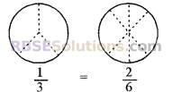 RBSE Solutions for Class 5 Maths Chapter 7 Equivalent Fractions Additional Questions image 2