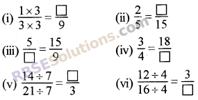 RBSE Solutions for Class 5 Maths Chapter 7 Equivalent Fractions Ex 7.1 image 5