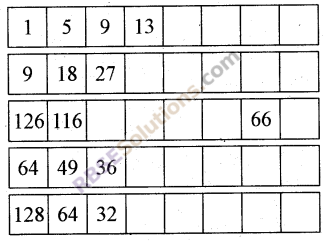RBSE Solutions for Class 5 Maths Chapter 8 Patterns Additional Questions image 27
