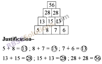 RBSE Solutions for Class 5 Maths Chapter 8 Patterns In Text Exercise image 10