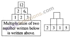 RBSE Solutions for Class 5 Maths Chapter 8 Patterns In Text Exercise image 7