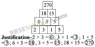 RBSE Solutions for Class 5 Maths Chapter 8 Patterns In Text Exercise image 8