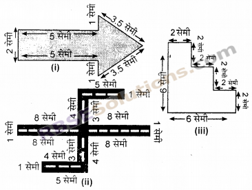 RBSE Solutions for Class 6 Maths Chapter 14 परिमाप एवं क्षेत्रफल Ex 14.1 image 1