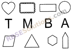 RBSE Solutions for Class 7 Maths Chapter 11 सममिति In Text Exercise