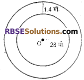 RBSE Solutions for Class 7 Maths Chapter 16 परिमाप और क्षेत्रफल Ex 16.3