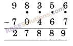 RBSE Solutions for Class 9 Maths Chapter 1 वैदिक गणित Additional Questions