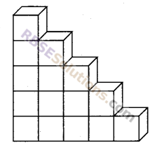 RBSE Solutions for Class 9 Maths Chapter 12 घन और घनाभ का पृष्ठीय क्षेत्रफल और आयतनAdditional Questions