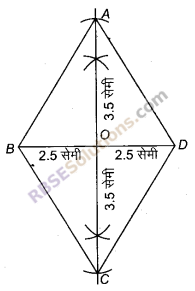 RBSE Solutions for Class 9 Maths Chapter 9 चतुर्भुजEx 9.4