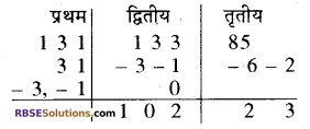 RBSE Solutions for Class 10 Maths Chapter 1 वैदिक गणित Ex 1.1 17