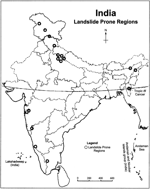 RBSE Solutions for Class 11 Indian Geography Chapter 10 Natural Disasters and Management, Earthquakes & Landslides img-3