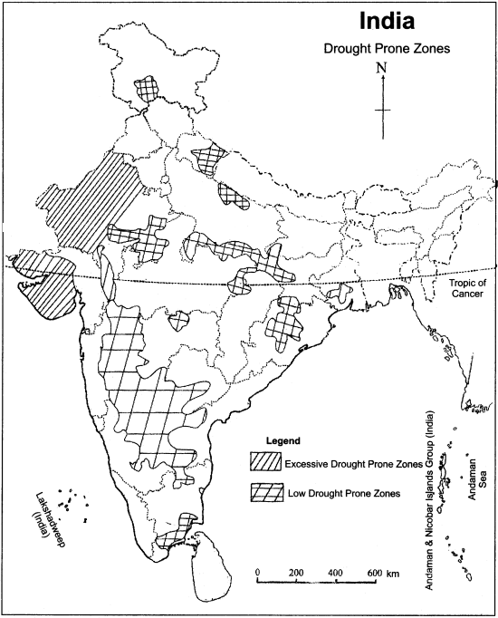 RBSE Solutions for Class 11 Indian Geography Chapter 11 Natural Disasters and Management (Flood, Drought and Sea Storm) img-4
