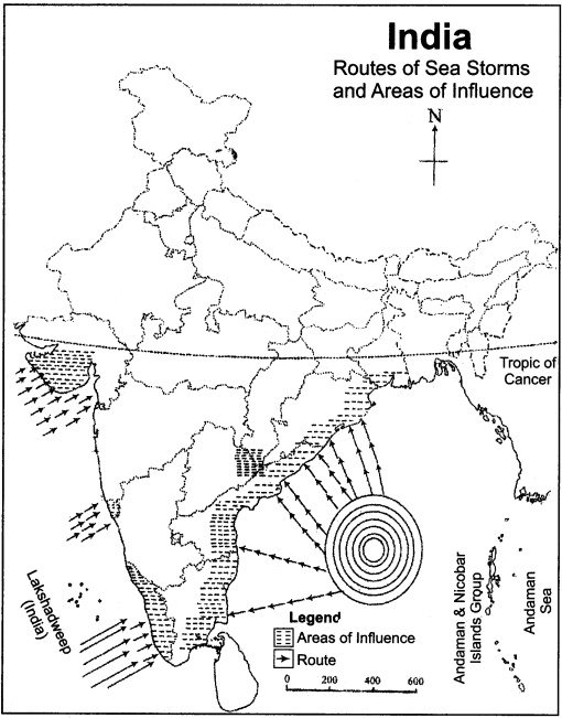 RBSE Solutions for Class 11 Indian Geography Chapter 11 Natural Disasters and Management (Flood, Drought and Sea Storm) img-5