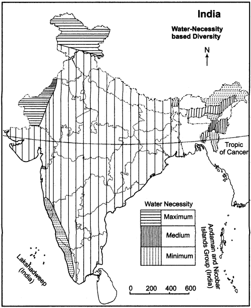 RBSE Solutions for Class 11 Indian Geography Chapter 2 Unity in Diversity of India img-3
