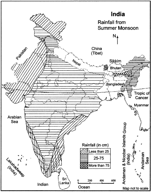 RBSE Solutions for Class 11 Indian Geography Chapter 6 Climate of India img-3