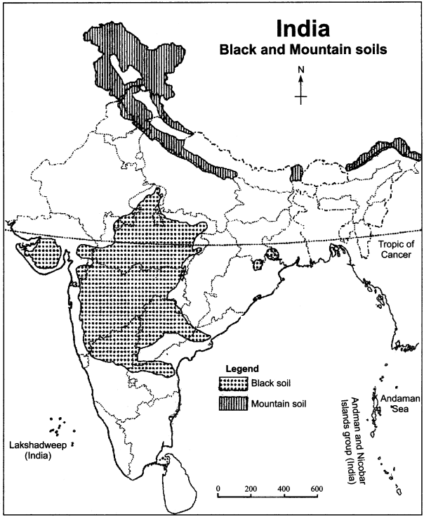 RBSE Solutions for Class 11 Indian Geography Chapter 9 Soil of India img-2