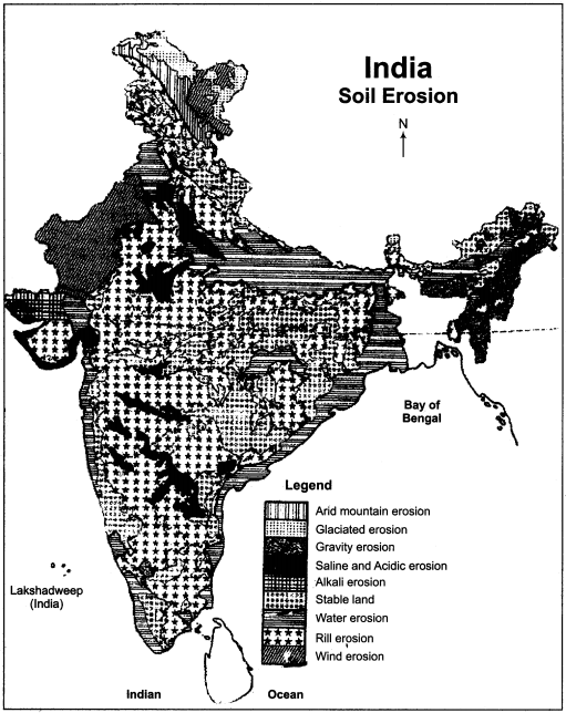 RBSE Solutions for Class 11 Indian Geography Chapter 9 Soil of India img-4