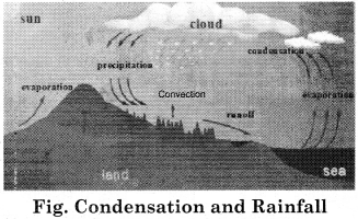 RBSE Solutions for Class 11 Physical Geography Chapter 15 Condensation and Rainfall img-1