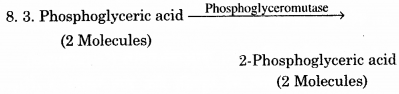 RBSE Solutions for Class 12 Biology Chapter 11 श्वसन 52
