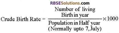 RBSE Solutions for Class 12 Biology Chapter 38 Human Population img 12