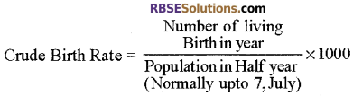 RBSE Solutions for Class 12 Biology Chapter 38 Human Population img 15