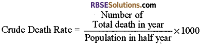 RBSE Solutions for Class 12 Biology Chapter 38 Human Population img 16