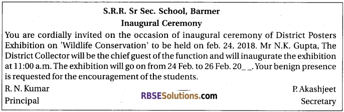 RBSE Solutions for Class 12 English Rainbow Chapter 13 A Boy's Song img 1