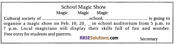 RBSE Solutions for Class 12 English Rainbow Chapter 9 A Walk Through the Fire img 3