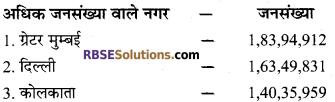 RBSE Solutions for Class 12 Sociology Chapter 4 भारत में संरचनात्मक परिवर्तन-परम्परा एवं आधुनिकता, औद्योगीकरण, नगरीकरण