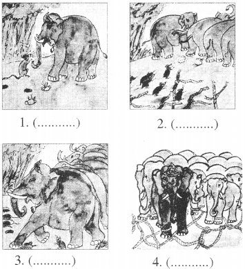 RBSE Solutions for Class 5 English Chapter 3 The Rats and the Elephants image 1