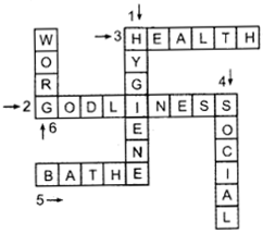 RBSE Solutions for Class 6 English Chapter 1 Health and Hygiene image 2