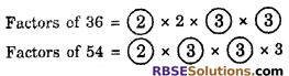 RBSE Solutions for Class 6 Maths Chapter 2 Relation Among Numbers Ex 2.3 image 7