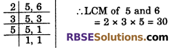 RBSE Solutions for Class 6 Maths Chapter 2 Relation Among Numbers Ex 2.4 image 2