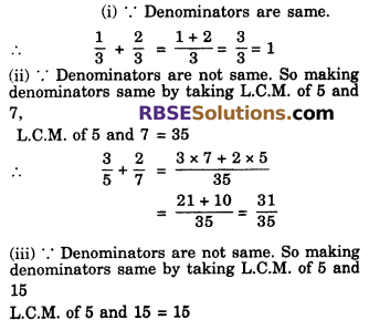 RBSE Solutions for Class 6 Maths Chapter 5 FractionsIn Text Exercise image 17