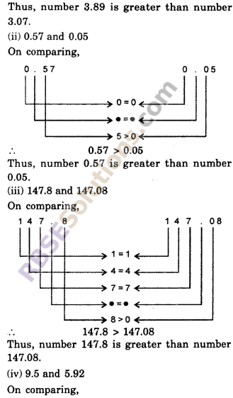 RBSE Solutions for Class 6 Maths Chapter 6 Decimal Numbers In Text Exercise image 5