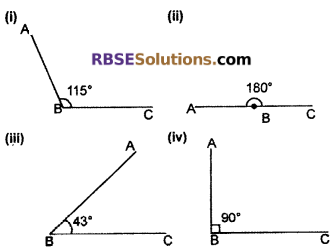 RBSE Solutions for Class 6 Maths Chapter 8 Basic Geometrical Concepts and Shapes Ex 8.3 image 2
