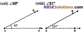 RBSE Solutions for Class 6 Maths Chapter 8 Basic Geometrical Concepts and Shapes Ex 8.3 image 6