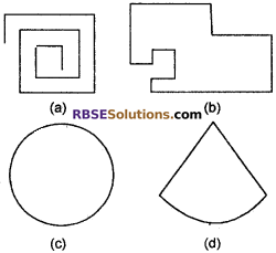 RBSE Solutions for Class 6 Maths Chapter 9 Simple Two Dimensional Shapes Additional Questions image 4