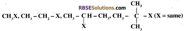 RBSE Class 12 Chemistry Model Paper 1 English Medium 1