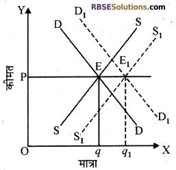 RBSE Class 12 Economics Board Paper 2018 9