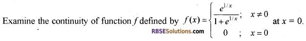 RBSE Class 12 Maths Board Paper 2018 English Medium 4