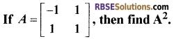 RBSE Class 12 Maths Model Paper 2 English Medium 1