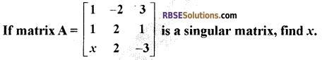RBSE Class 12 Maths Model Paper 2 English Medium 2