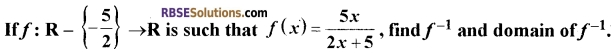 RBSE Class 12 Maths Model Paper 2 English Medium 4