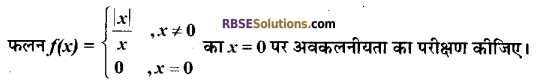 RBSE Class 12 Maths Model Paper 3 4